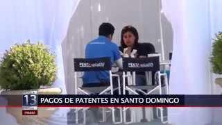2015 PERMISOS DE CIRCULACIÓN EN SANTO DOMINGO