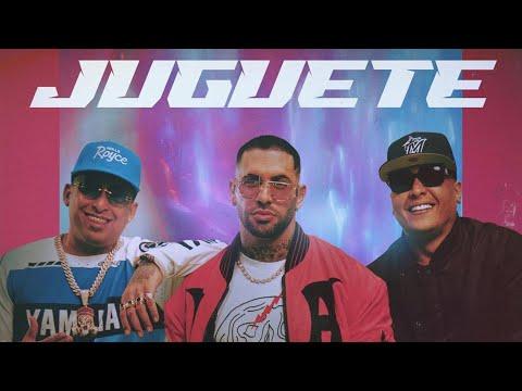 Juguete – Jay Maly x Darell x Ñengo Flow
