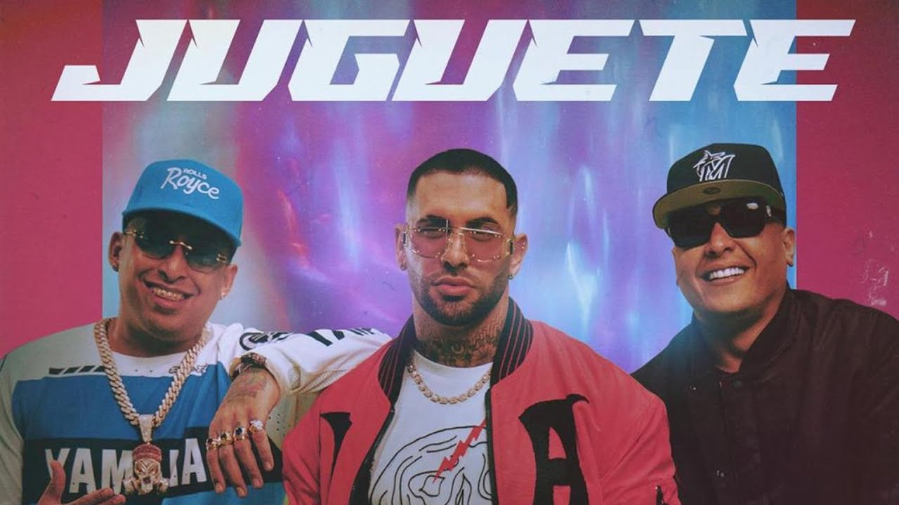 Download JAY MALY x DARELL x ÑENGO FLOW -  Juguete [Offical Video]