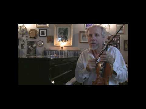 David Wilson - How Can You Mend A Broken Heart ( Bee Gees) - Violin Talk