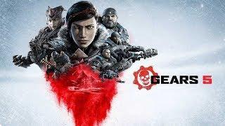 Gears 5 Gametest Ryzen 3600 RTX 2060 16gb 3200mhz 21:9 2560x1080