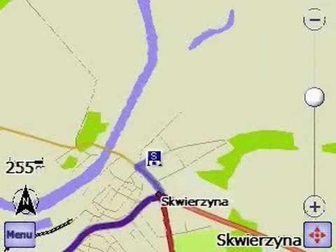 GPS Samsung sgh i600 Navigation Nawigacja Automapa