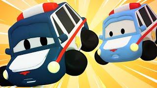 Matt wird geklont - Lerne mit den kleinen Trucks 👶 🚚 Lehrreiche Cartoons für Kinder