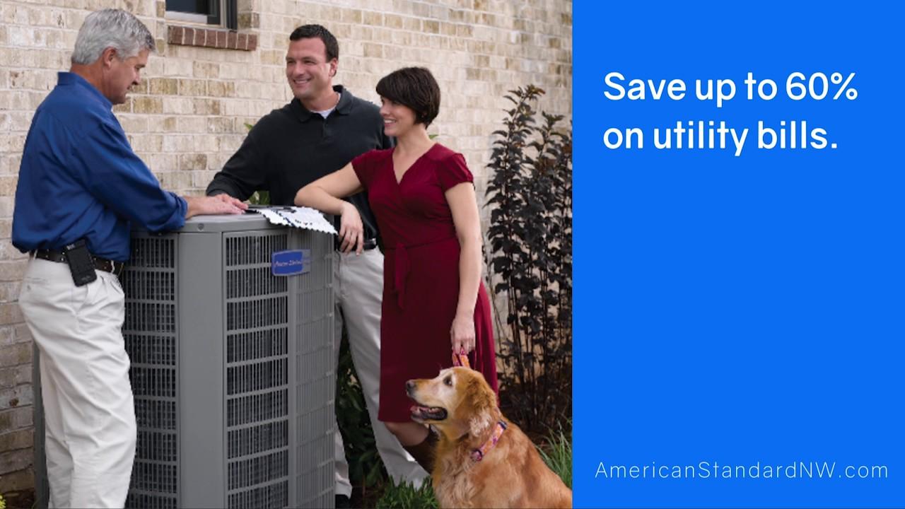 Gig Harbor WA HVAC Contractor/American Standard Customer Care Dealer ...
