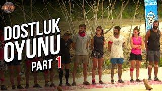Ödül Oyunu 1. Part   30. Bölüm   Survivor Türkiye - Yunanistan