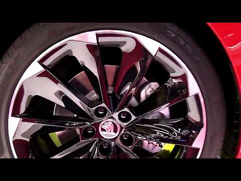 2017 Skoda Superb Sport RedLine FullSys Features | New Design Exterior Interior | First Impression