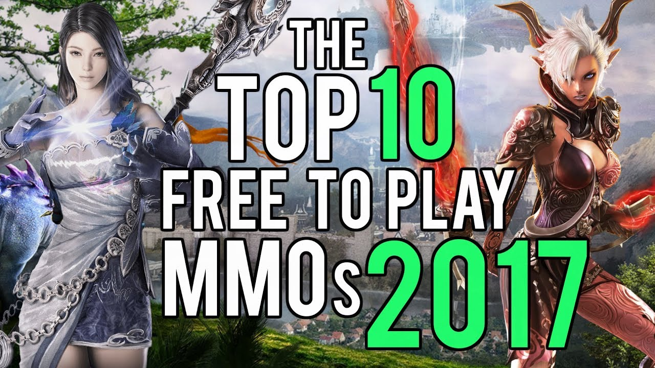 top free mmorpg games for pc 2017