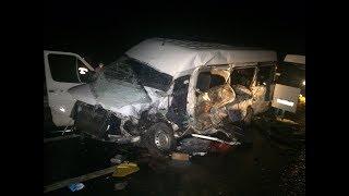 ДТП на трассе Калининград-Нестеров унесло жизни 7 человек