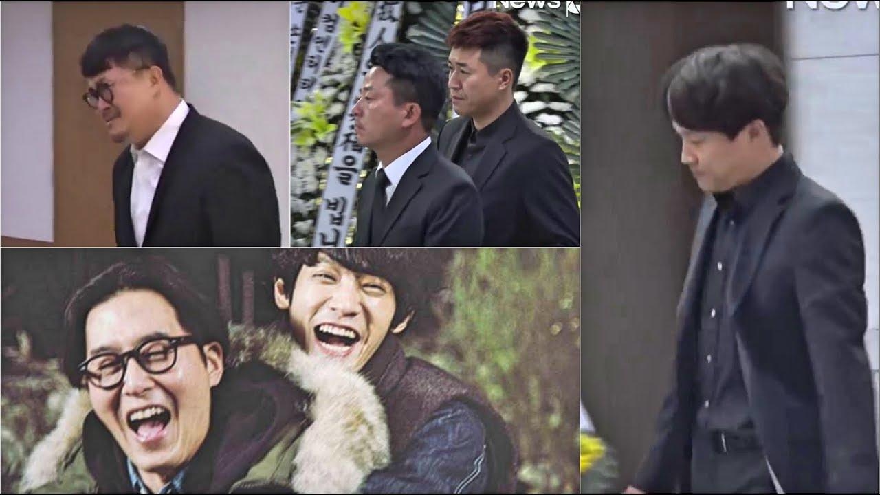 2 Days 1 Night Members At Kim Joo Hyuk Mortuary While Jung Joon Young Still Unaware Of This News Youtube