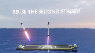 Why Doesn't SpaceX Recover the Second Stage