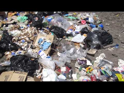 Nauru rubbish tip