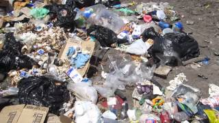 Nauru rubbish tip