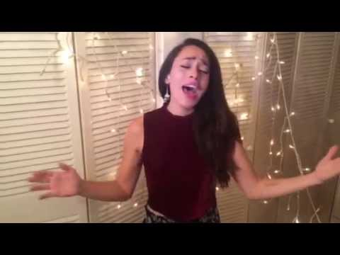 Alone cover by Angelina Jiries