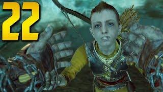 """GOD OF WAR 4 - Part 22 """"SKIES OF HELHEIM"""" (Gameplay/Walkthrough)"""