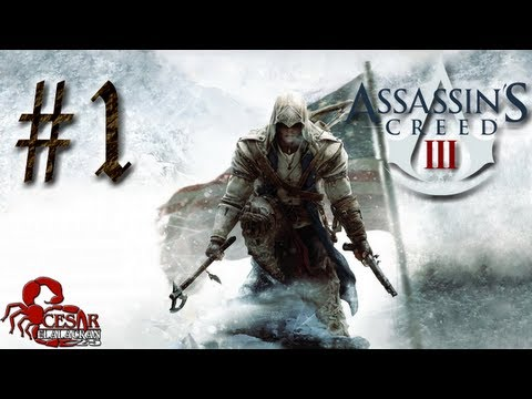 Assassin's Creed 3 - Gameplay (Español) Parte 1 [HD]