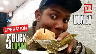 The Sweetest Cheap Lunch in NYC || 5 Buck Lunch