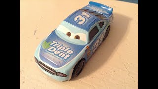 Disney Cars Terry Kargas Review