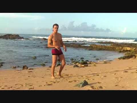 Mr Puerto Rico Model, Heri Quiles para Anthony Quintana Underwear
