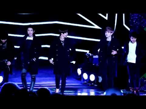 [Fancam] 121231 EXO-K History