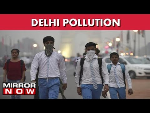 Delhi : High Pollution Levels In NCR, Citizens Struggle To Breathe I The News