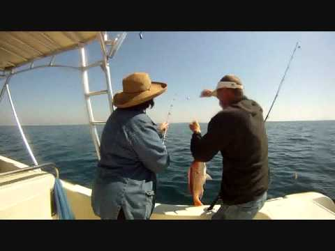 Destin, Fl. Double Time charter boat Lisa Jones
