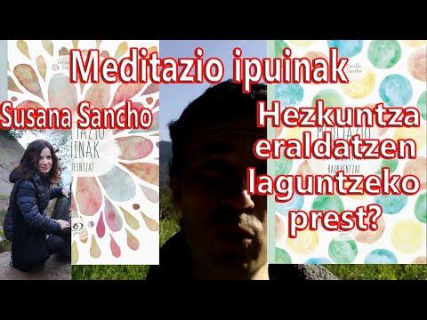 """""""Meditazio ipuinak"""". Hezkuntza eraldatzeko prest? - Fernando Morillo Grande (Sorginetxe istorioak)"""