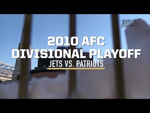 Top Jets Moment: 2010 Divisional Game vs. Patriots | New York Jets | NFL 100