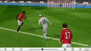 Красивые голы в Dream League Soccer 2016
