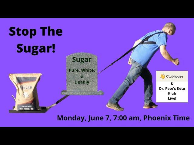 Keto MAKESME Healthy: Stop The Sugar