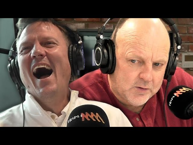 Todd From Barwon Heads RETURNS To Tear Shreds Off Billy Brownless!   Rush Hour with JB & Billy