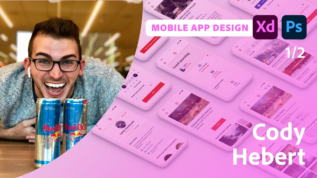 Design a Coffee Delivery App with Cody Hebert - 1 of 2