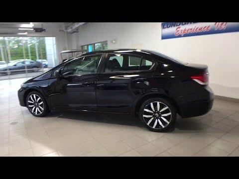 2015 Honda Civic Auburn, Worcester, Putnam, Westborough, Shrewsbury, MA N181730A