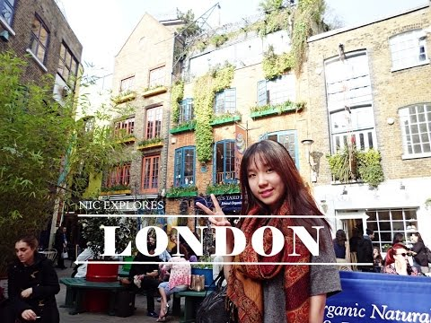 Travel London #1 : Natural History Museum | Neal's Yard Covent Garden | Chinatown