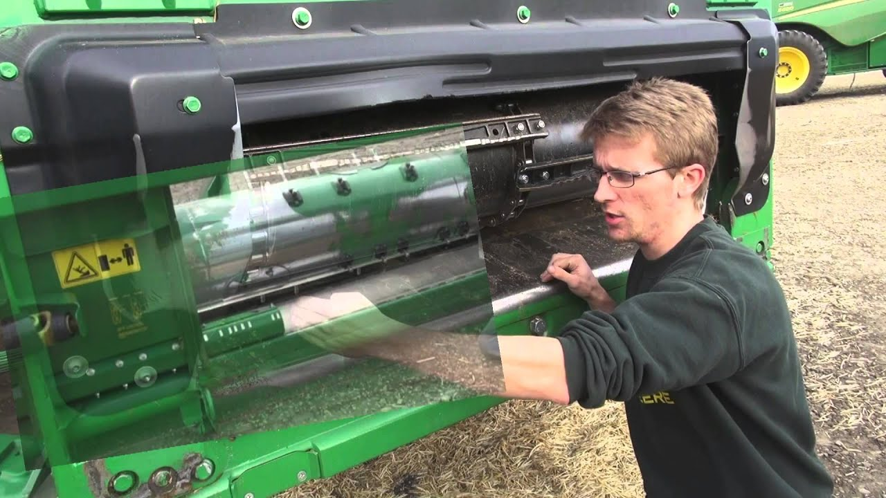 Combine Feeder House And Header Johndeere Explained
