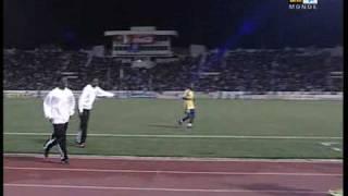 Morocco Angola pre game avant match Reportage amical friendly Maroc