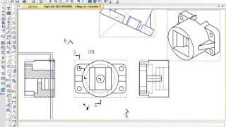 КОМПАС-3D V15.1 (урок №7-4)