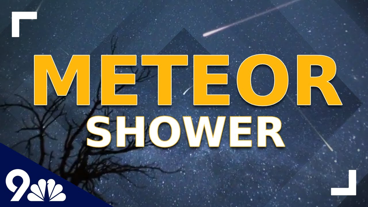 Meteor shower tonight_ What time and where to watch the Meteor ...