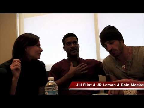 Jill Flint JR Lemon Eoin Macken Talk NIGHT SHIFT