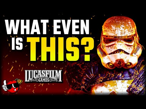 WHAT EVEN is this New Star Wars Game?!  