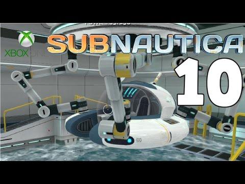 Subnautica Xbox One - Ep 10 - Moon Pool! | Let's Play