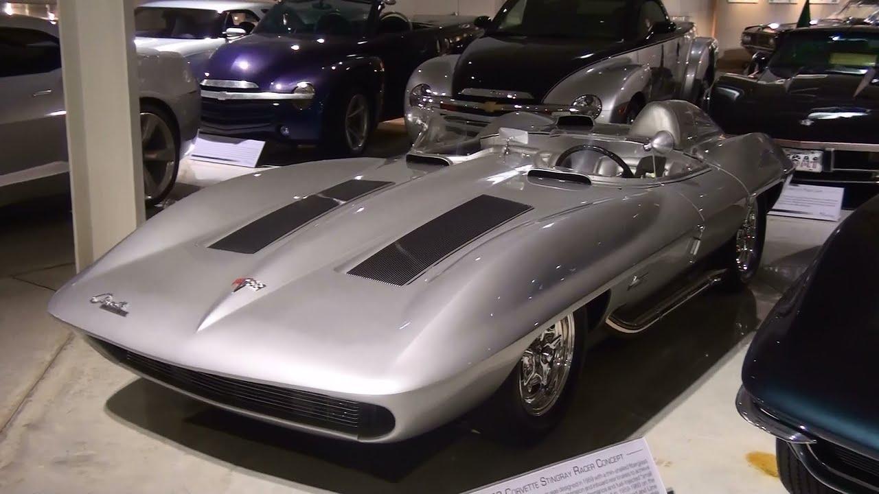1959 Corvette Stingray Racer Concept Car