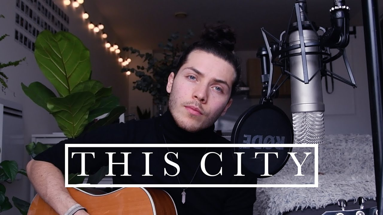 This City - Sam Fischer (Cover by RIIVER)