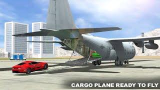 Airplane Pilot Car Transporter / Airplane Simulator screenshot 3