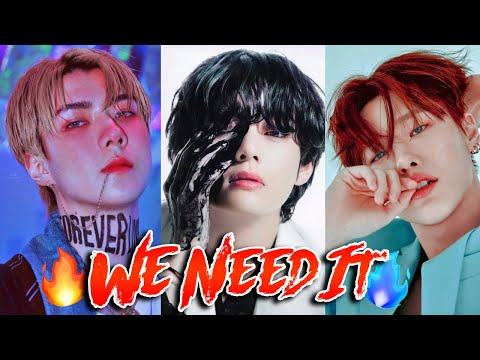 TOP 50 KPOP Songs That Deserve a   - Boy Groups ver