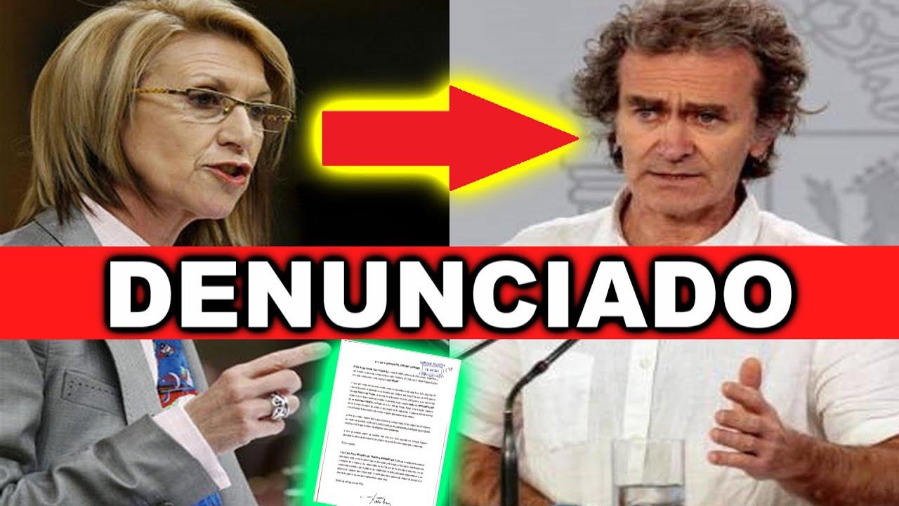 Rosa Díez DENUNCIA a Fernando Simón... y otros ESCÁNDALOS del Progreso