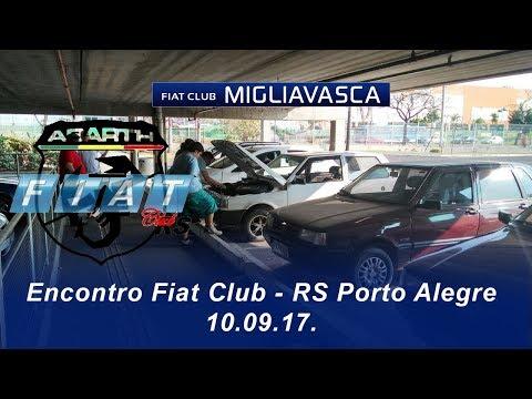 Encontro Fiat Clube - RS Porto Alegre 10.09.17
