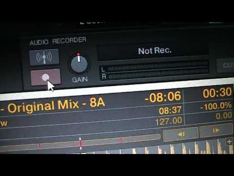 How To Record Mixes In Traktor Scratch Pro 2