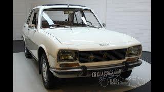 Peugeot 504 Sedan 1971 -VIDEO- www.ERclassics.com