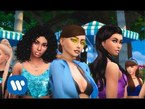 Dua Lipa - New Rules  (PARODY The Sims 4)