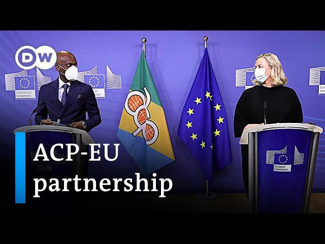 EU strikes partnership deals with ACP | DW Business